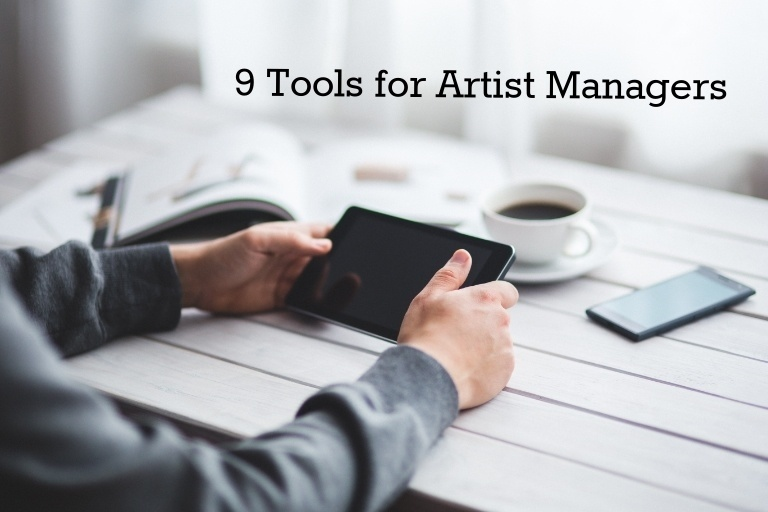 Tools for Artist Managers